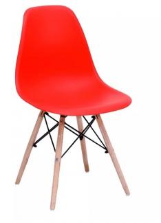 Стул пластиковый SC-001 Красный
