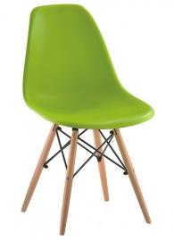 Стул пластиковый SC-001 Зелёный