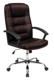Стул офисный 11306 В-HMV коричневый