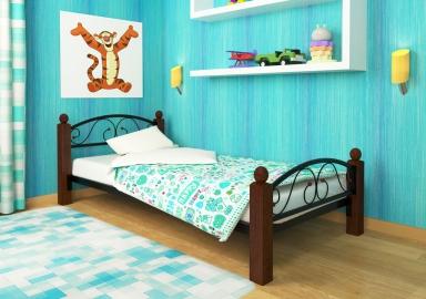 Кровать Милсон Вероника мини Lux Plus 800*1900