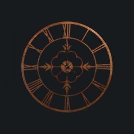 Часы из натурального дерева Zzibo, арт. 171/1