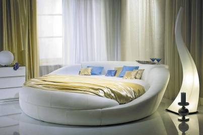 Кровать круглая GM03 2000мм