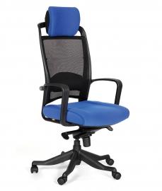 Кресло руководителя CHAIRMAN 283 синее