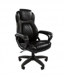 Кресло руководителя CHAIRMAN 432 чёрное