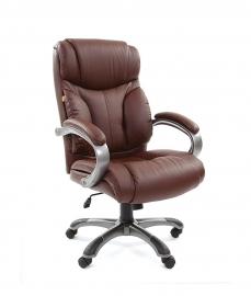 Кресло руководителя CHAIRMAN   435 коричневое
