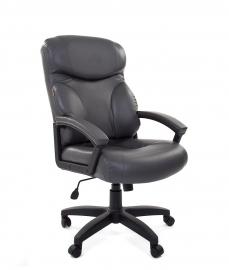 Кресло руководителя CHAIRMAN   435 LT тёмно-серое