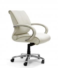 Кресло руководителя CHAIRMAN 444 белое