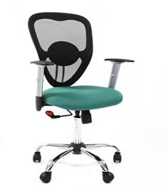Кресло оператора CHAIRMAN 451 зелёное