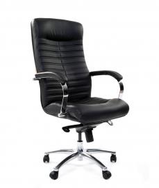 Кресло руководителя CHAIRMAN 480 чёрное