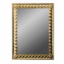 Зеркало - цвет золото арт 62