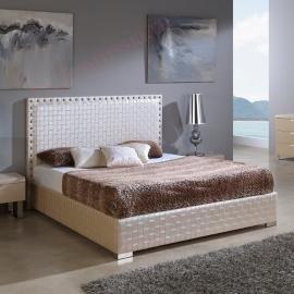Кровать двуспальная DUPEN 649 Manhattan ( 160 ) с ящиком