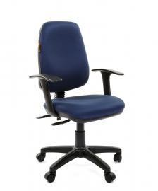 Кресло оператора CHAIRMAN 661 синее