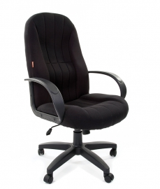 Кресло руководителя CHAIRMAN 685 чёрное