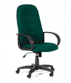 Кресло руководителя CHAIRMAN 727 зелёное
