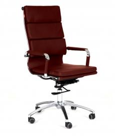 Кресло руководителя CHAIRMAN 750 коричневое