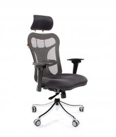 Кресло руководителя CHAIRMAN 769 серое