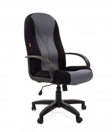Кресло руководителя CHAIRMAN 785 серое