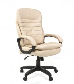 Кресло руководителя CHAIRMAN  795 LT светло-бежевое
