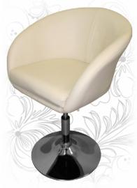 Дизайнерское барное кресло 8600 кремовый