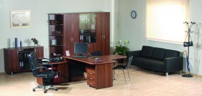 Набор мебели для офиса Лидер-Люкс 1