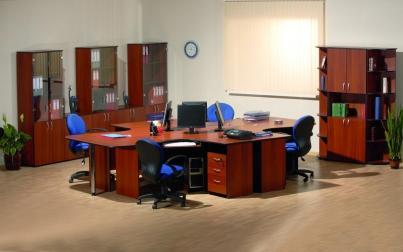 Набор мебели для офиса Рубин_41 1