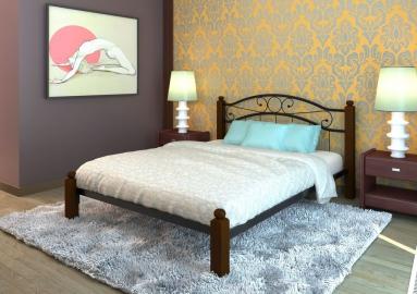 Кровать Милсон Надежда lux 1200*1900