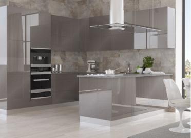 Кухонный гарнитур REHAU BRILLIANT Gloss