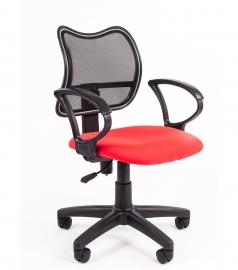 Кресло оператора CHAIRMAN 450 LT красное