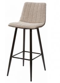 Барный стул DERRY бежевый меланж