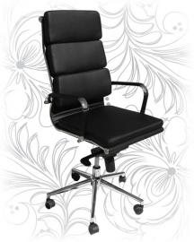Кресло для руководителя LMR-103F черный