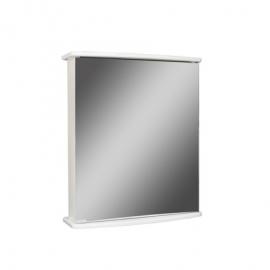 Шкаф навесной с зеркалом Айсберг Милана 55 LR  левыйправый