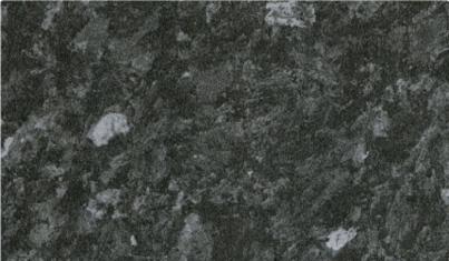 Столешница 28 мм 713 Гранит Черный Глянец