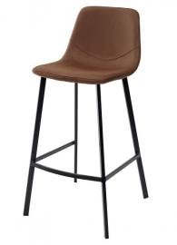 Барный стул HAMILTON коричневый