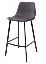 Барный стул HAMILTON темно-серый