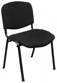 Компьютерный стул ИЗО каркас чёрный (ткань)