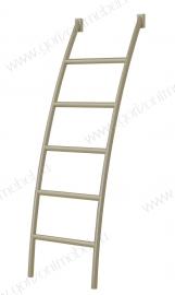Лестница металлическая Радуга