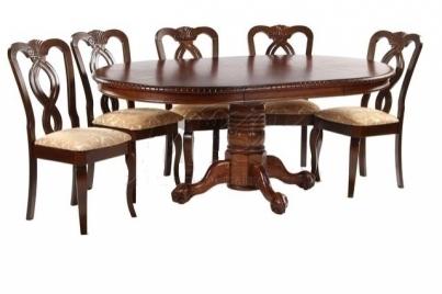 Стол обеденный MK-1105-HG