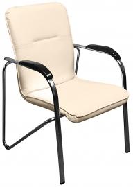 Компьютерный стул САМБА бежевый