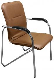 Компьютерный стул САМБА коричневый
