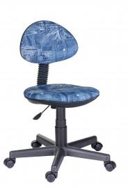 Компьютерный стул Логика Джинс