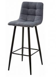 Барный стул SPICE серый кварц, ткань
