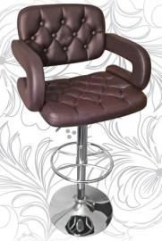 Барный стул 3460 коричневый