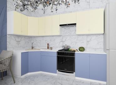 Кухонный гарнитур San 2900 угловой